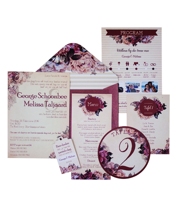 Pink Promise Package