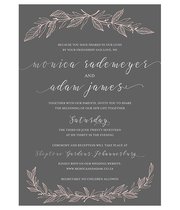 Adelle E-Invite