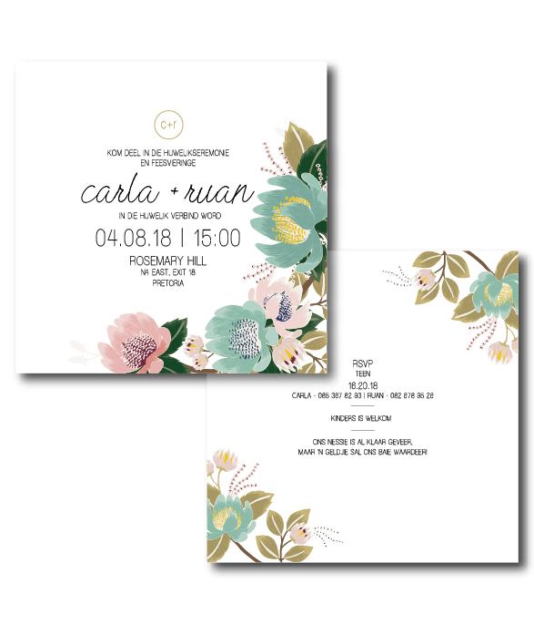 Amelia E-Invite