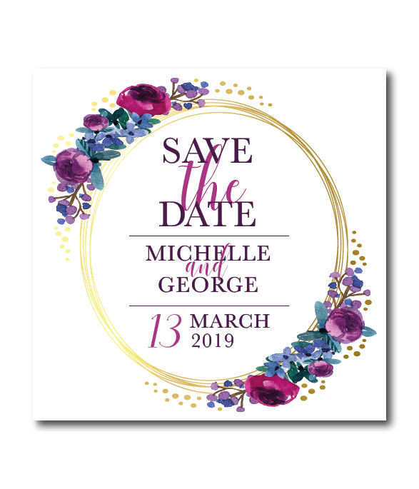 Michelle Online Save the date