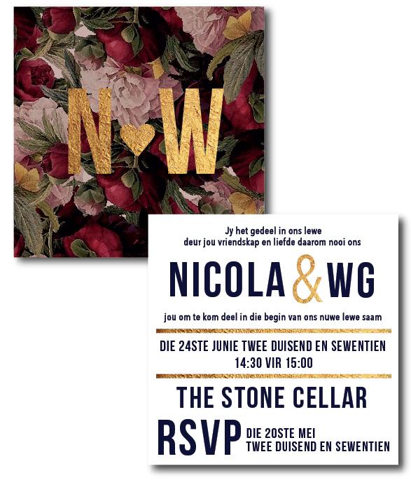 Nicola Online Invitation