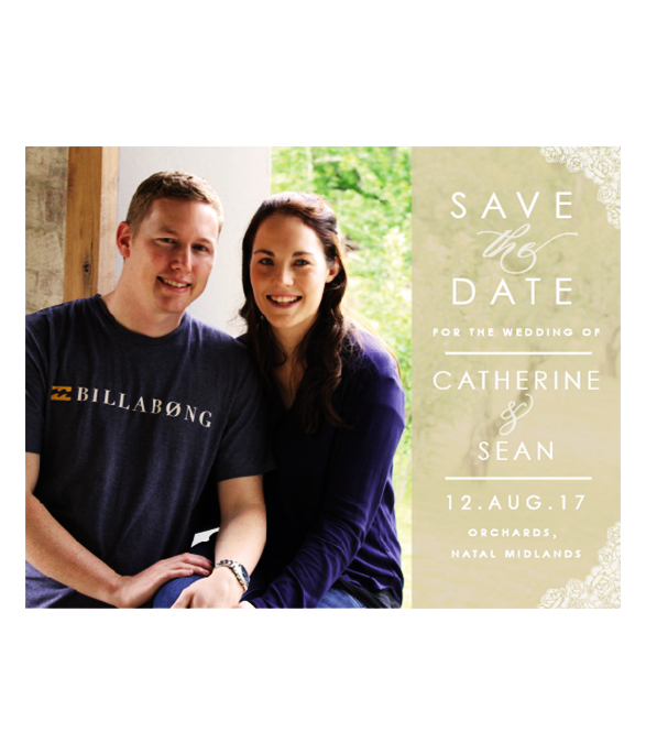 Simplicity E-Save the date