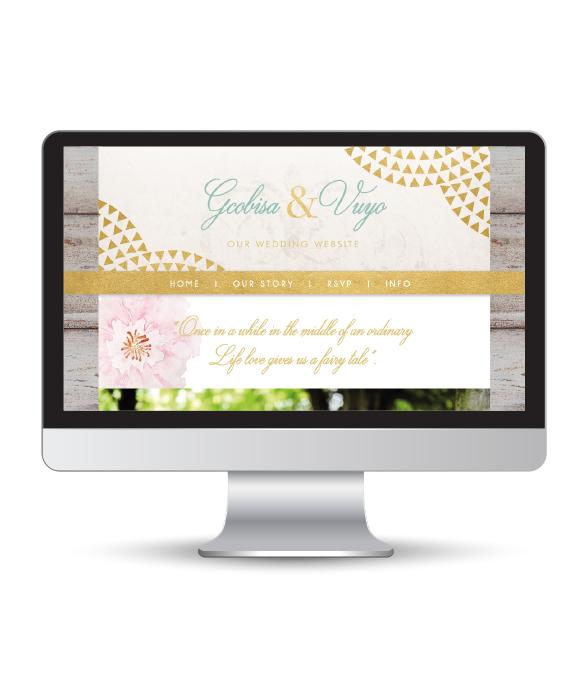 Golden Celebration Website