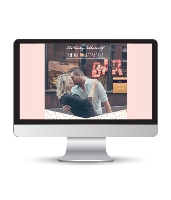 Fairytale Website