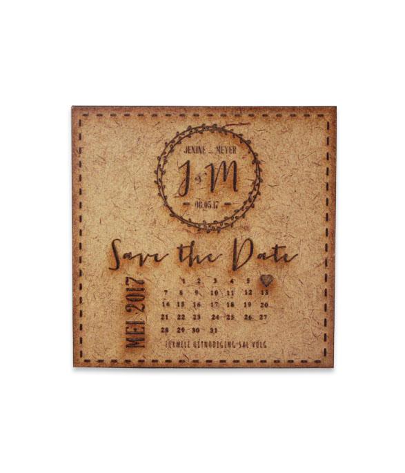 Wooden Love STD