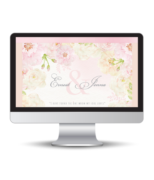 Pink Celebrations Website