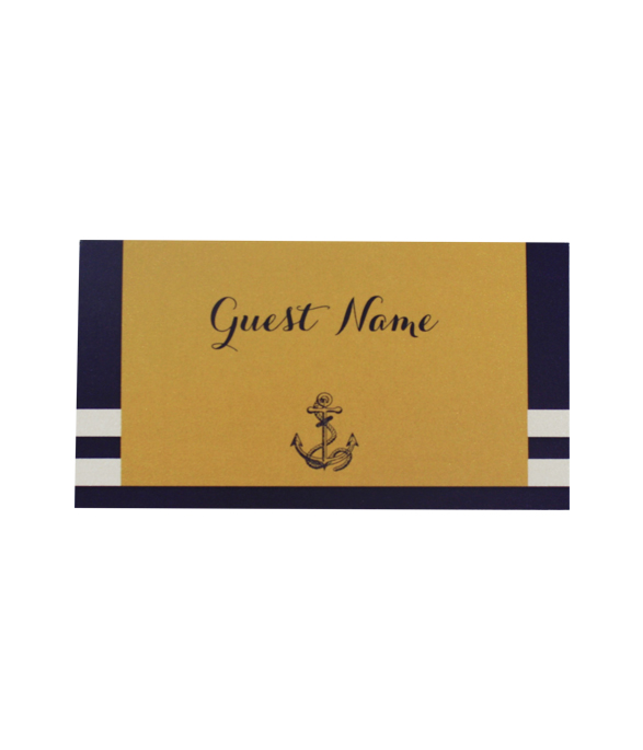 Sea Breeze Place Card