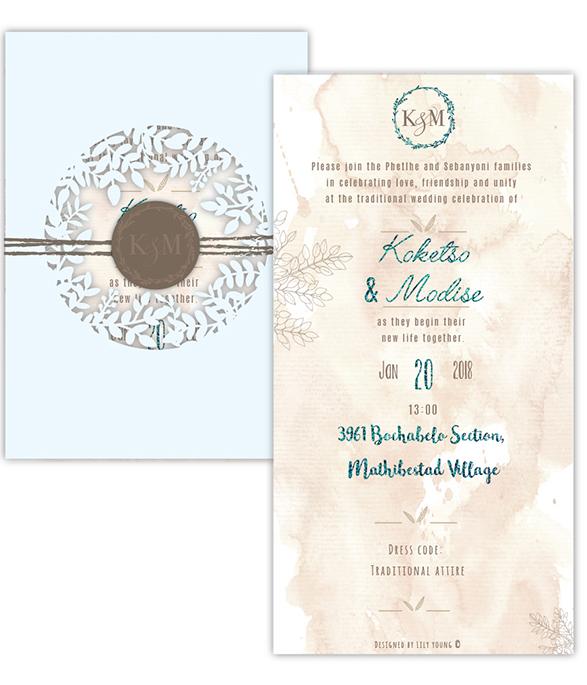 Koketso Invite