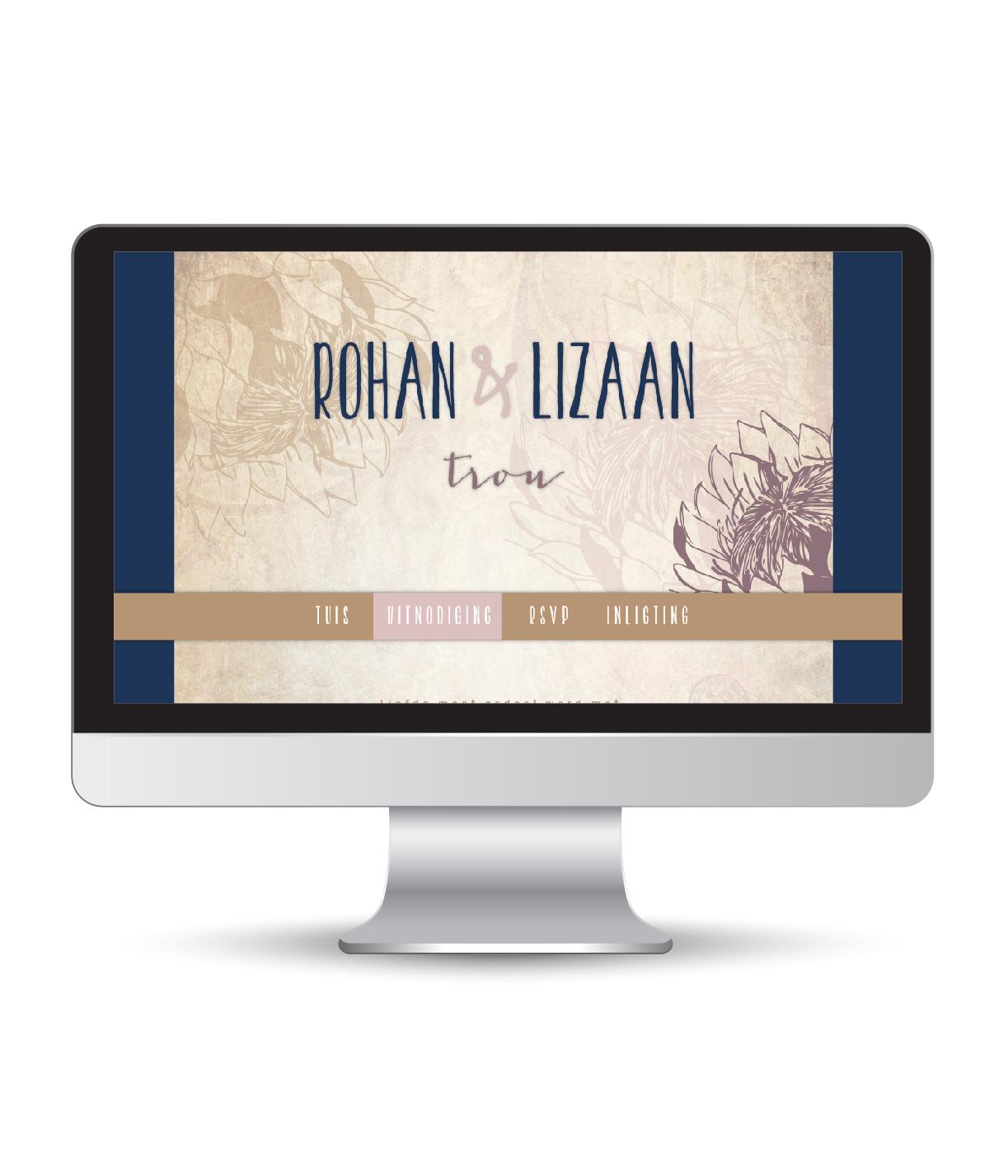 Lilac Protea Website