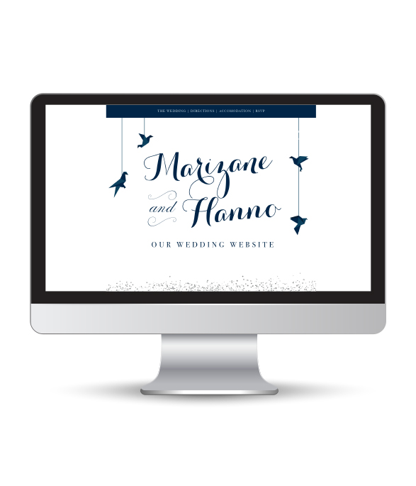 Blue Crane Website