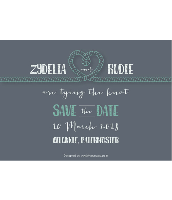 lily young zydelia online save the date